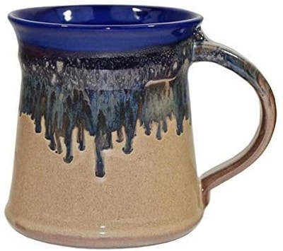 Clay in Motion Medium Mug (Cobalt Canyon)