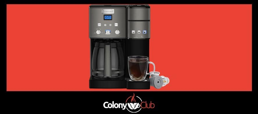 How to Clean Cuisinart Coffee Maker.