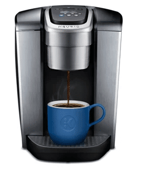 Keurig K-Elite Coffee Maker, Single Serve K-Cup Pod Coffee Brewer with Iced Coffee Capability